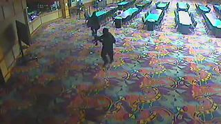 FBI: 2 sought in armed robbery of casino - Video