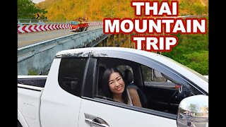 Thailand Travel: Mountain Exploring and Mangoes