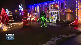 Frosty's Festival of Lights in Manitowoc