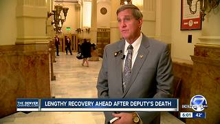Former sheriff reflects on recent deputy deaths