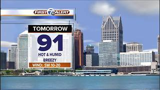 Heat Wave Continues - Video