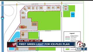 Greenwood's proposed $40 million entertainment, retail center near I-65 replaces iceplex plans - Video