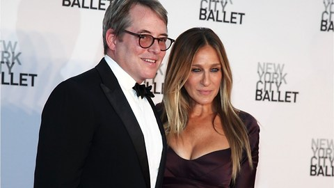 Sarah Jessica Parker Recently Opened Up About Her 20 Year Marriage to Matthew Broderick