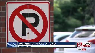 UNO unveils parking changes, virtual permits - Video