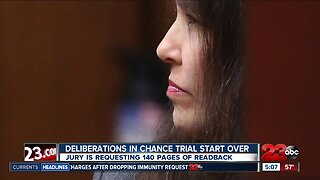 Leslie Chance deliberations continue Tuesday