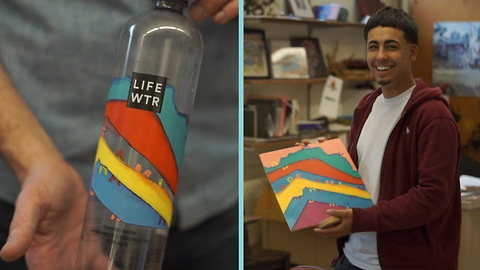 Meet High School Art Student Luis Gonzalez, and Hear About How Art Transformed His Life!