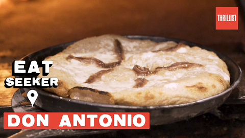 The Man Who Brought Fried Pizza to New York