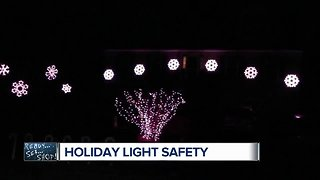 Consumer Reports: Are you holiday lights safe?