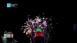 Watch the New Year's Eve Ball Drop in downtown Buffalo