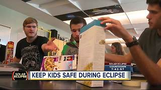 Solar eclipse: How to keep kids safe - Video