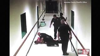 Corrections deputy fired for using excessive force; breaking inmate's nose, teeth - Video
