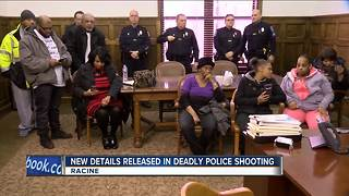 Details released on police shooting of Donte Shannon - Video