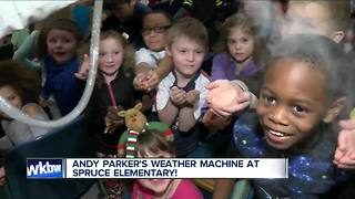 1221 Andy Parker's Weather Machine Spruce Street - Video
