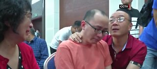 Man reunited with parents 32 years after kidnapping