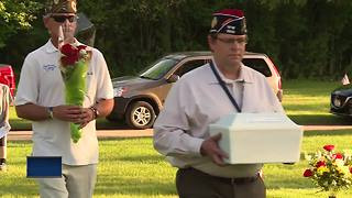 Unclaimed Omro veteran's remains go to final resting place
