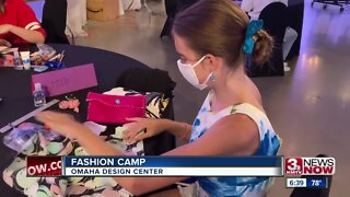 Fashion Camp teaches rules of the trade