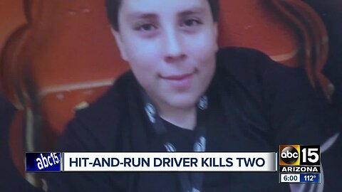 Hit-and-run driver wanted for killing 2 in separate crashes in Phoenix