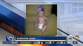 Sunshine Baby 1/6/18 - Video