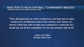 Michigan Softball snubbed in seeding for NCAA Tournament
