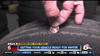 Getting your vehicle ready for the winter - Video