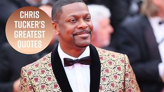 Happy birthday Chris Tucker!