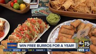 Here's how you can win free burros for a year! - Video