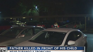 Neighbors talk about shooting of man during argument - Video