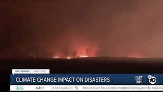 Expert speaks on climate change impact on disasters