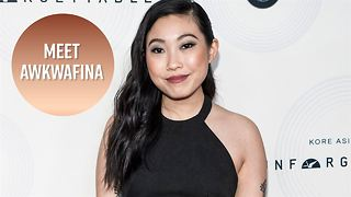 5 things you need to know about Awkwafina