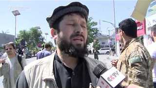 Injured People and Security Services Seen in Aftermath of Deadly Kabul Blast - Video