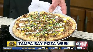 Tampa Bay Pizza Week with Oak & Stone