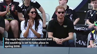 Prince Harry and Meghan Markle Are Engaged - Video