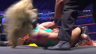OUCH! Pro Wrestler Accused Of Intentionally Injuring Opponent's Arm During Match - Video