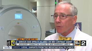Local woman claims MRI chemical poisoned her - Video
