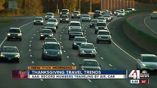 Your Thanksgiving travel forecast is in: AAA predicts 51 million Americans to hit the road - Video