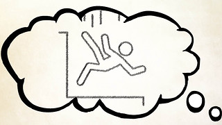 What it means when you dream about falling - Video