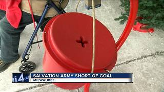 There's still time to donate to Red Kettle Campaign - Video