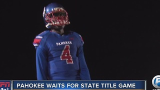 Pahokee Prepares For State Title Game - Video