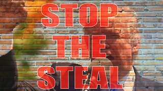 STOP THE STEAL 2020 PRESIDENTIAL ELECTION