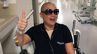 Woman Studies To Become Nurse After Cancer Diagnosis