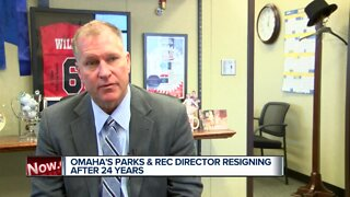 Omaha's Parks and Rec Director Resigns