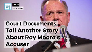 Court Documents Tell Another Story About Roy Moore's Accuser - Video