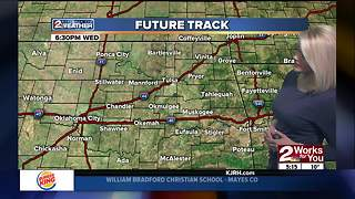 2 Works for You Wednesday Morning Weather Forecast