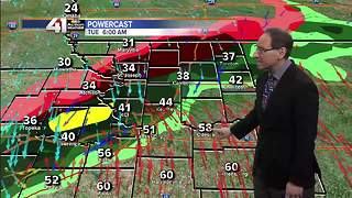 Jeff Penner Monday Afternoon Forecast Update 2 19 18 - Video