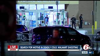 Deadly shooting at Walmart in Colorado leaves police searching for motives - Video