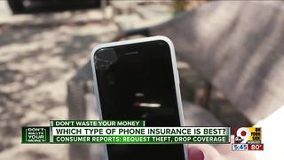 Should you buy insurance for your smartphone? - Video