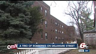 Residents concerned after crooks target apartments on Indy's north side - Video