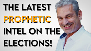 12-21-20 JOHNNY ENLOW: LATEST PROPHETIC INTEL ON THE ELECTIONS.