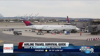 Consumer Reports: Airline travel survival guide