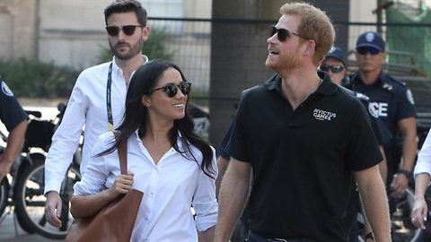 After Much Speculation, Prince Harry Announces His Engagement to American Actress